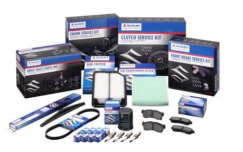 Suzuki Genuine Parts by Corp Luckerz