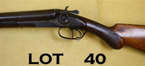 Remington Exposed Hammer Sxs Shotgun 12 Gauge 30