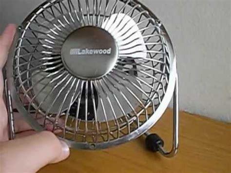 mini desk fan lakewood hv 4 mini desk fan