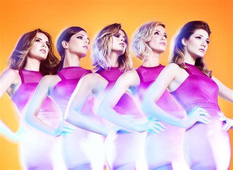 Girls Aloud Unveil 'something New' Remix