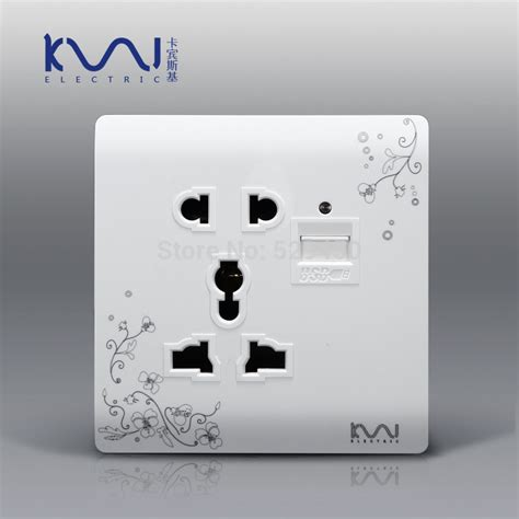 hotel ls with outlets and usb free shipping kempinski luxury wall electrical socket