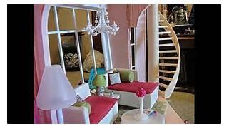 Build The Custom Dream House For Your Life Barbie Three Story Dream House Dollhouse Tour Customized W Kidkraft