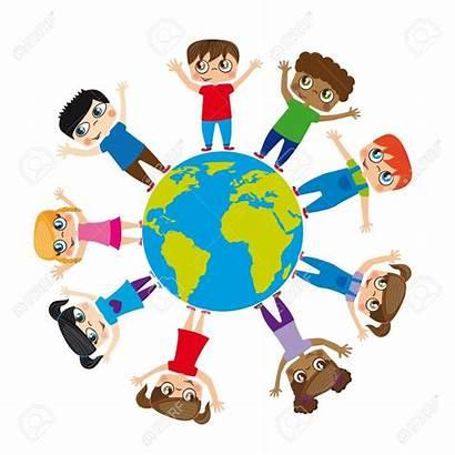 Culture Cultural Clipart Cultures Diversity Around Clip