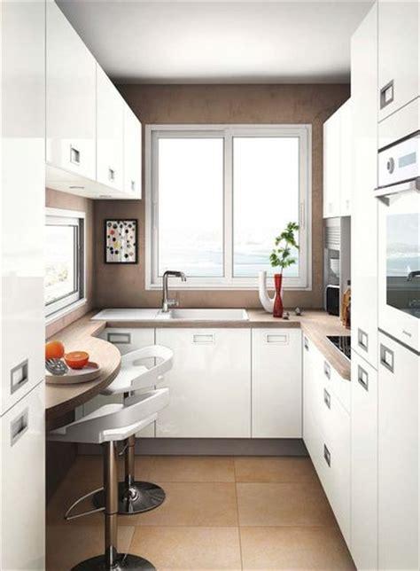 creer une cuisine dans un petit espace conception aménagement de la cuisine les 7 é à
