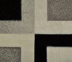 Teppich 120 X 200 : kuhfell teppich 120 x 150 cm grau schwarz wei bei kuhfelle online ~ Bigdaddyawards.com Haus und Dekorationen