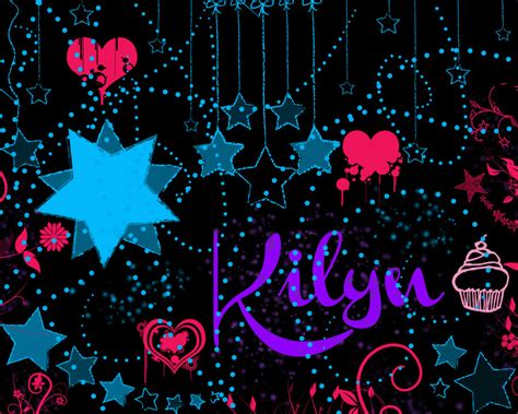 Kilyn Name Wallpaper By Monthbeforemay92 On Deviantart
