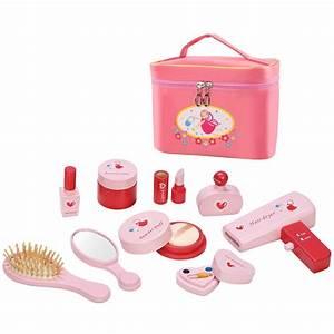 Spielzeug Für Mädchen : spiel schminkkoffer make up set holz spielzeug peitz ~ A.2002-acura-tl-radio.info Haus und Dekorationen