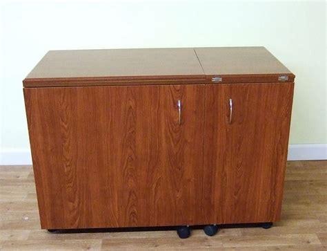 arrow sewing cabinets sale arrow serger cabinet teak 62035