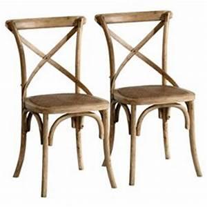 Chaise Rotin La Redoute : chaises de salle a manger la redoute ~ Teatrodelosmanantiales.com Idées de Décoration