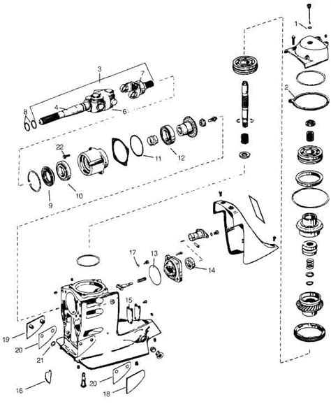 Volvo Penta Parts Diagram Automotive Images