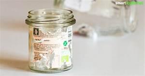 Etiketten Entfernen Glas : aufkleber und etiketten einfach mit hausmitteln entfernen ~ Kayakingforconservation.com Haus und Dekorationen