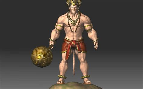 Hanuman Animated Wallpaper - lord hanuman animated www imgkid the image kid has it