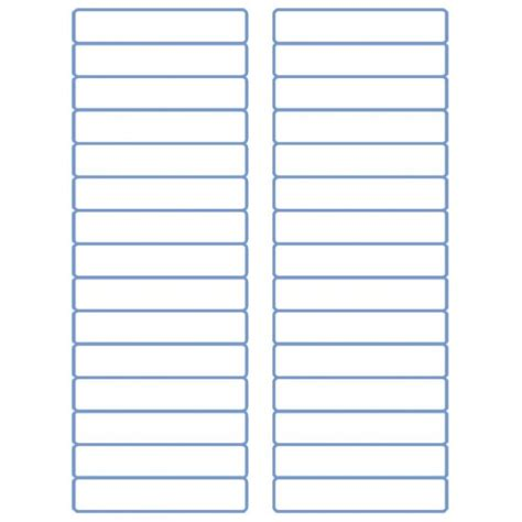 Label Templates 30 Per Sheet File Folder Label Template Search Engine At Search Com