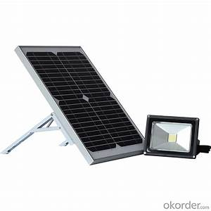 Buy decorative solar flood light with exquisite design