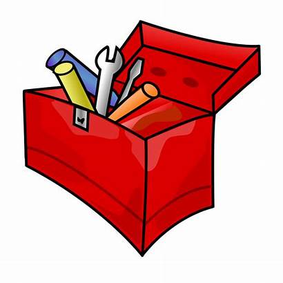 Toolbox Tool Clip Clipart English Computer Toolkit