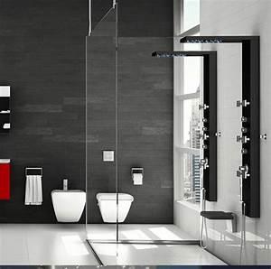 douche a l39italienne avec robinetterie moderne en 99 images With idee salle de bain italienne