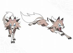 Who's That Pokémon? It's Lycanroc! (Midday Form ...