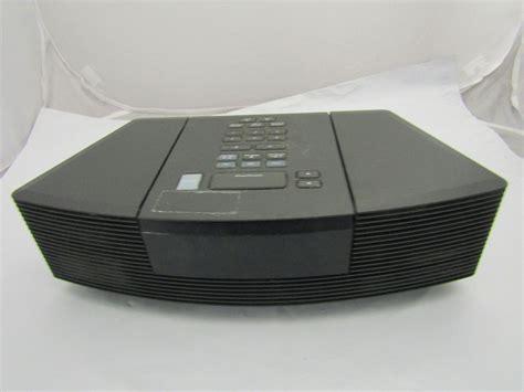 bose cd radio bose wave radio cd player model awrc 1g black for parts