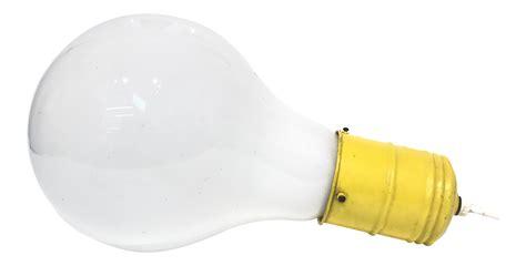 Pop Art Lightbulb Lamp