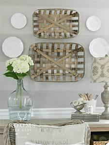 Tobacco baskets wall decor a giveaway rooms for rent