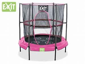 Trampolin Für Kinderzimmer : indoor trampolin f r kids exit bounzy minitrampolin ~ Frokenaadalensverden.com Haus und Dekorationen
