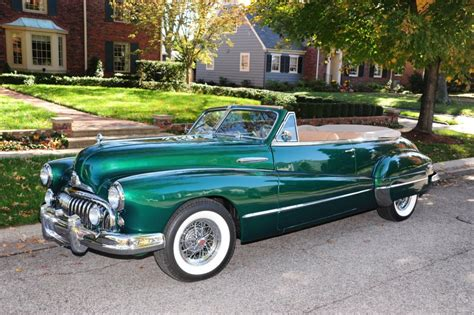 Convertible For Sale by 1947 Buick Series 50 Convertible For Sale
