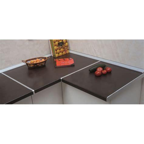 castorama cuisine plan de travail profil d 39 angle intuition 38 mm castorama