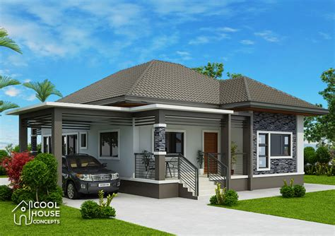 3 Bedroom Small House Design by Elevated 3 Bedroom House Design Cool House Concepts