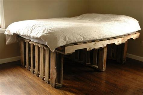 lit en palette tuto 30 id 233 es de lits en palette pour votre chambre
