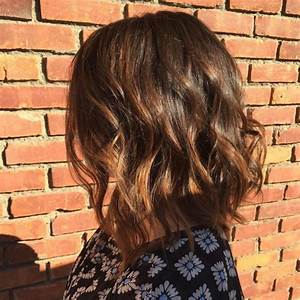 10 Super-Fresh Hairstyles for Brown Hair with Caramel ...