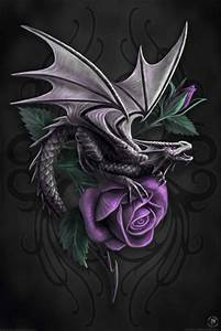 Anne Stokes - dragon beauty Poster | Sold at Europosters