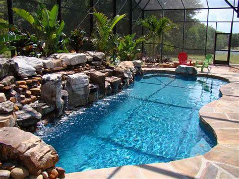 Orlando Natural Pool Design