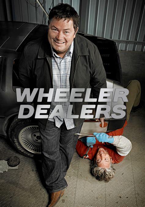Wheeler Dealers | TV fanart | fanart.tv