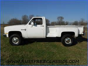 1984 Chevy 4x4 Stepside Truck For Sale Autos Post
