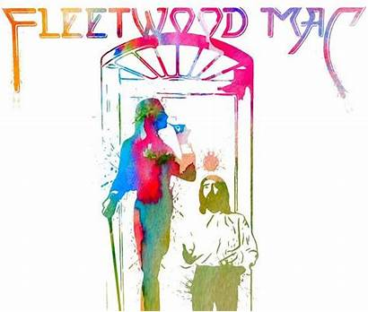 Fleetwood Mac Album Watercolor Sproul Dan Covers