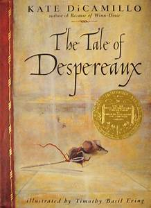 The Tale Of Despereaux Review Tween Book Blog