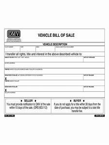 dmv bill of sale form 10 free templates in pdf word With dmv documents bill of sale