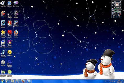 Windows 7 Christmas Desktop Themes  Best Free Hd Wallpaper