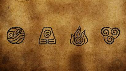 Elements Avatar Four Wallpapers Phone Cave Photoshop