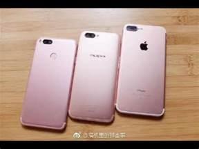 iphone 5x xiaomi mi 5x vs oppo r11 vs iphone 7 plus test