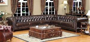 Chesterfield Sofa Singapore: Chesterfield Style Sofa