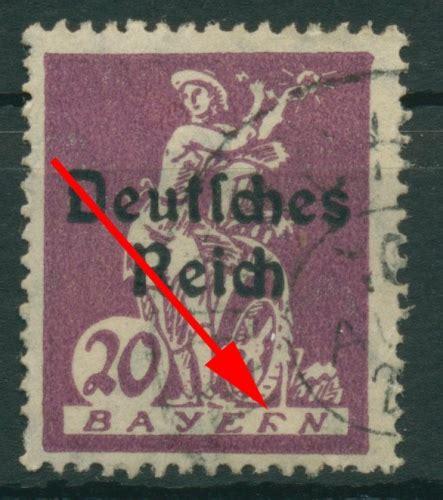 wertvolle deutsche briefmarken deutsches reich 1919 1923 inflation briefmarken dr