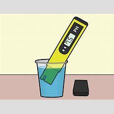 3 Ways To Adjust Water Ph Wikihow