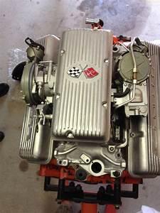 1963 Corvette 327 Fuelie Engine