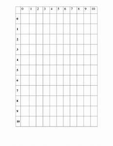 Multiplication Table Worksheets Blank - free printable ...