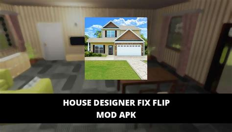 house designer fix flip mod apk unlimited money