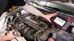 Intake Manifold Vacuum Leak   Vibe