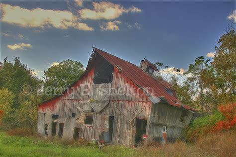 barn  trask rural howell county missouri