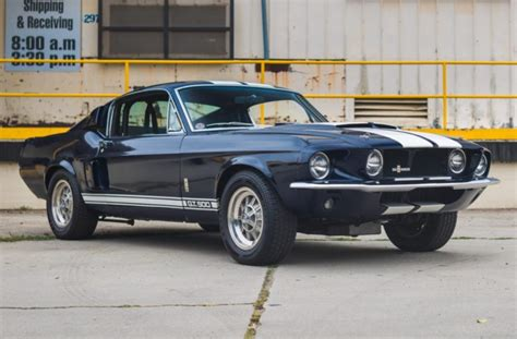 ford shelby 1967 1967 shelby mustang gt500 for sale on bat auctions sold for 115 000 on november 6 2018 lot