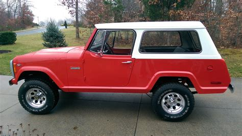 commando jeep 1973 jeep commando base 5 0l